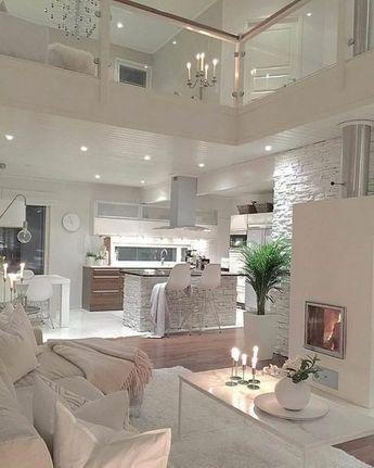 55 Beautiful Farmhouse Kitchen Decor Ideas « belviradesign.com