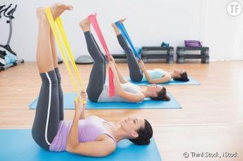 5 exercices à faire avec un elastiband pour galber votre silhouette