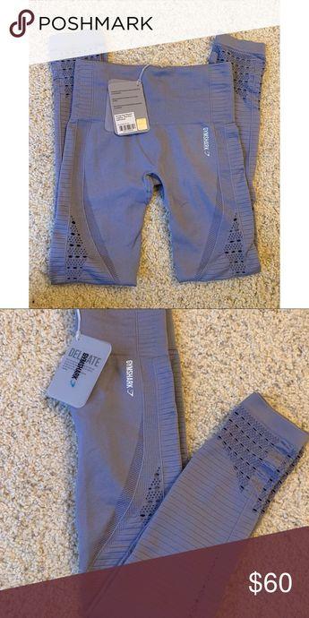 Gymshark Energy High Waisted Leggings✨ LOVE these leggings. I have too many 😊  Brand new with tag! Gymshark Pants Leggings