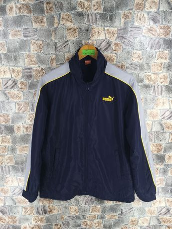 6cea2a545709d Vintage 90's PUMA SPORTSWEAR Sweatshirts Crop Pullover Girl
