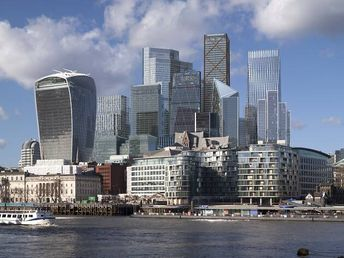 This is what the City of London skyline will look like in 2026