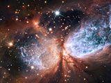 Space Pictures This Week: Rebel Angel, Sloshed Galaxies