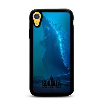 Godzilla King of The Monster Blue iPhone XR Case | Rowling