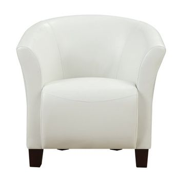 Radford Accent Tub Chair Home Goods Chairs Orren Ellis Pentwater Barrel Picket House White