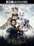 The Huntsman: Winter's War [Includes Digital Copy] [4K Ultra HD Blu-ray/Blu-ray] [2016]