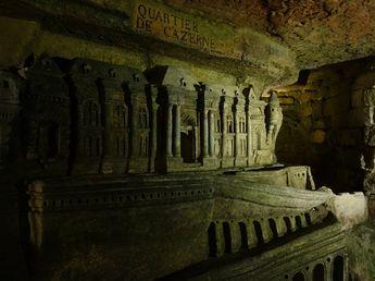 Paris Catacombs Underground Tour