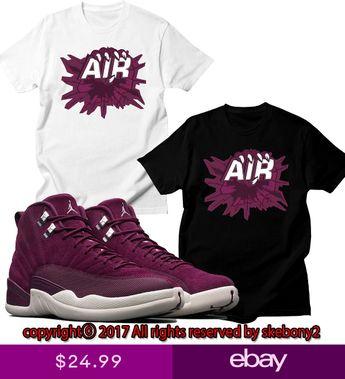 36e770108ef061 NEW Nike Air Jordan XII Retro 12 Vachetta Tan CUSTOM T SHIRT JD 12-3-6