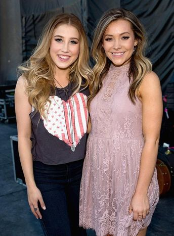 Maddie & Tae at 'ACM Women of Country Night' at 4th ACM Party for a Cause Festival - Photo by Christopher Polk/Getty Images for ACM.