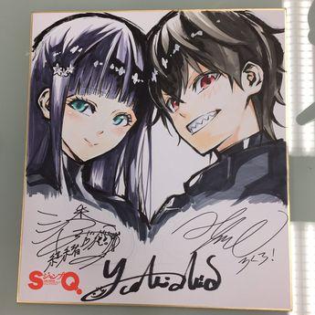 Kirishima Eijirou & Tamaki Amajiki & Fa