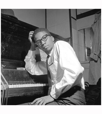 Herbie Hancock, jazz master pic: © Francis Wolff.