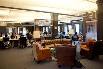 Take A Tour Of The Coolest NYC Office We've Ever Seen