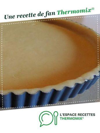 pâte sablée inratable façon Gumsell Alsace par Gumsell Alsace. Une recette de fan à retrouver dans la catégorie Basiques sur www.espace-recettes.fr, de Thermomix®.