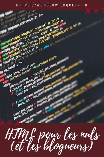 HTML pour les nuls : Les bases pour tout comprendre facilement