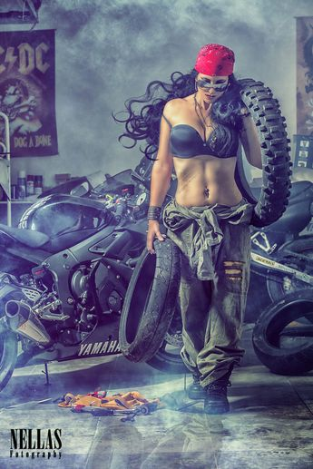 The Mechanic by Nellas Fotography on 500px