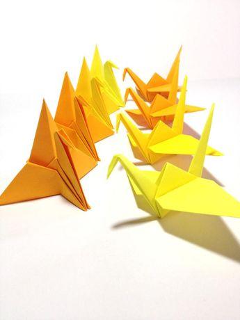 Origami Blaetter , Formal Wedding Theme Black Origami Crane Cake Topper Or