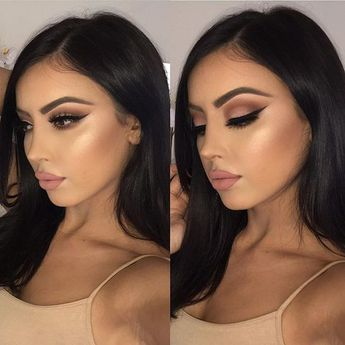 The Instagram BADDIE Makeup Look