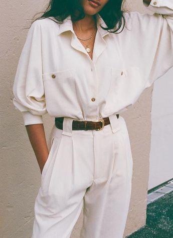 Raw Silk Bobbie Tie Top / Available in Cream, Sand & Black - Cream / No.1