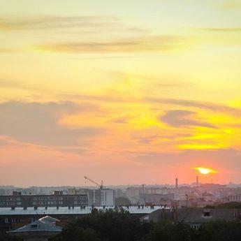 #evening #city #summer #sky #rivne #rivne_best #rivnepost #rivnecity #rivnephoto #rivnegram #nature… – combustive-argument