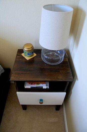 Ikea Hack: TARVA Nightstand | Urban Wife Diaries