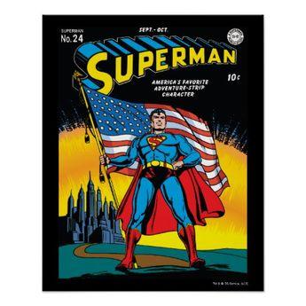 Superman #24 poster | Zazzle.com