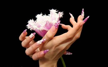 49 CREATIVE AND EXQUISITE GLITTER NAIL ART IDEAS - Page 7 of 49