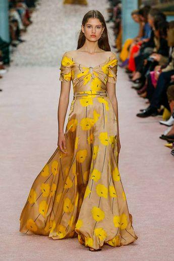 Carolina Herrera Spring/Summer 2019 Ready-To-Wear