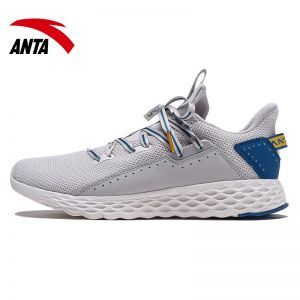 buy online 46965 57f3c Anta 2019 Zhang Jike Men s Casual Running Sneakers - Black Blue Red
