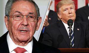 Trump aplica sanções contra Raul Castro por apoio à Venezuela