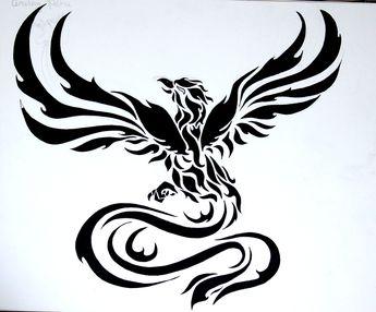 Tattoo Trends Tatouage Phoenix Tatouage Dos Homme Phenix