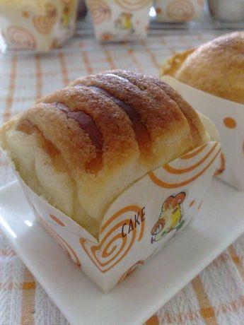 Sunshine 阳光小厨房: 奶酥面包