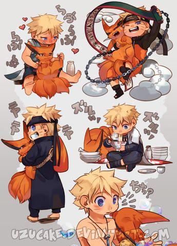 Naruto x Kurama II