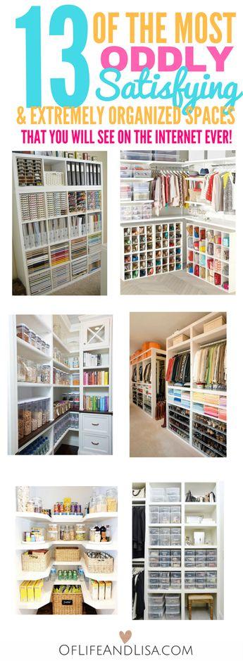 13 Brilliant DIY Home Organization Ideas That Will Blow You Away