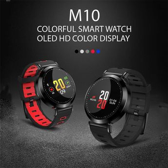 EBay Sponsored Smart Wristband Color Screen Heart Rate Blood