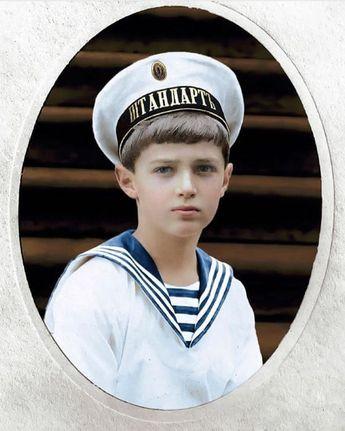 Tsarevich Alexei Nikolaevich Romanov. #followme #likeforfollow #follow4follow #r
