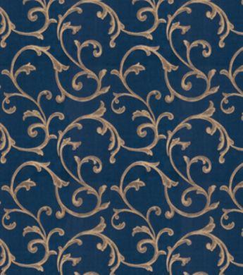 Home Decor Print Fabric Eaton Square Frederick Silver Hi