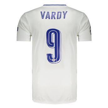 e19fae861e Camisa Puma Leicester City Third 2017 9 Vardy UCL Somente na FutFanatics  você compra agora Camisa