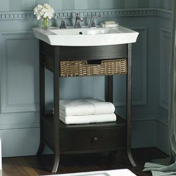 "Kohler Archer 22"" Single Bathroom Vanity Set"