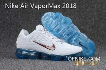 f05a8e931c5e Nike Air VaporMax 2018 Flyknit Women s Running Shoes White