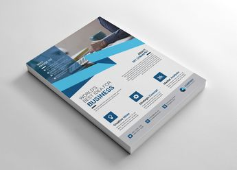 Stylish Flyer Templates - Graphic Templates