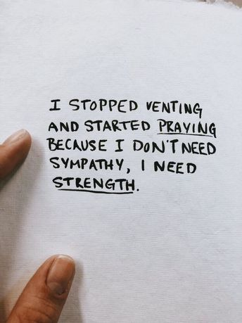 Stop Venting Start Praying Use Faith Positive Affirmation | #positivity #affirmation #strength #quotes #quote #inspo #faith #pray