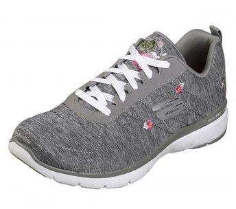 1677d36f889 Skechers Flex Appeal are back with a fresh 3.0 In Blossom shoe that  combines a classic