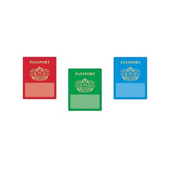Passports Classic Accents® Variety Pack from TREND. Teacher-created, award-winning learning products for Pre-K to Grade 9. TRENDenterprises.com