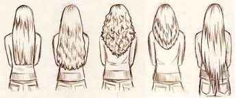 V Schnitt Für Lange Haare