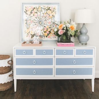 Easy Ways to Dress Up Your Dresser