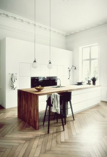Lovely Kitchen Flooring Ideas That Makes it Beautiful and Comfortable