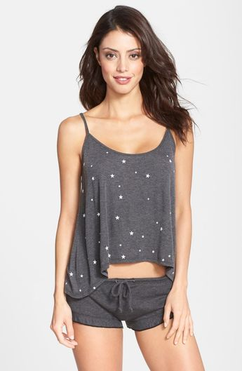 f4e89a9639c7 Free shipping and returns on Wildfox  Sleepover  Camisole   Shorts Pajama  Set at Nordstrom