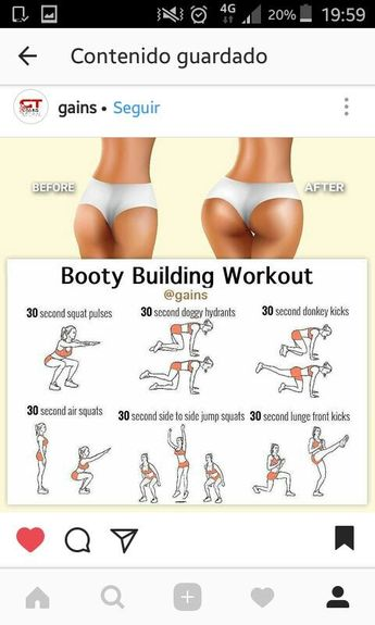 Simple Exercises To Tone Your Butt In No Time