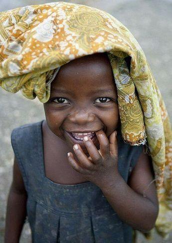 Funny child - fine photo