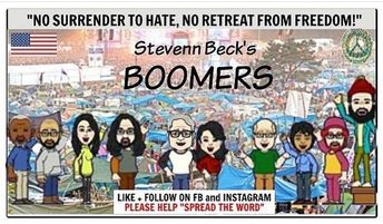 """Follow BOOMERS!...about the generation that was GOING to """"CHANGE the WORLD"""" and INSTEAD gave us DONALD TRUMP! *** PLS FOLLOW ON INSTAGRAM and LIKE/SHARE the BOOMERS FB PAGE! Thanks! 😀☮️🙏🎶 Stevenn facebook.com/BoomersComics/ #nohate #babyboomer #mindfulness #equality #peace #evolution #casting #hippie #freedom  #freedomofthepress #freedomofspeech #lgbt #yoga  #kindness #actorslife #equalrights #meditation #friends #science #resist #truth  #auditions #casting #marchforourlives  #peacesign #anim"""