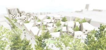 Eriksen Skajaa Architects Wins EUROPAN 10 for Oslo, Norway
